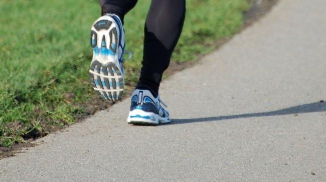 jogging maly