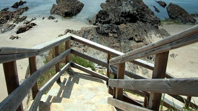 schody małe