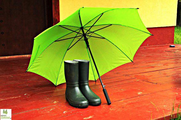 parasol mały